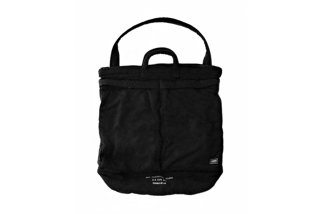 N.HOOLYWOOD x Porter Helmet Bag