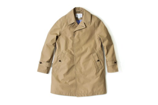 nanamica x The North Face GORE-TEX Soutien Collar Coat
