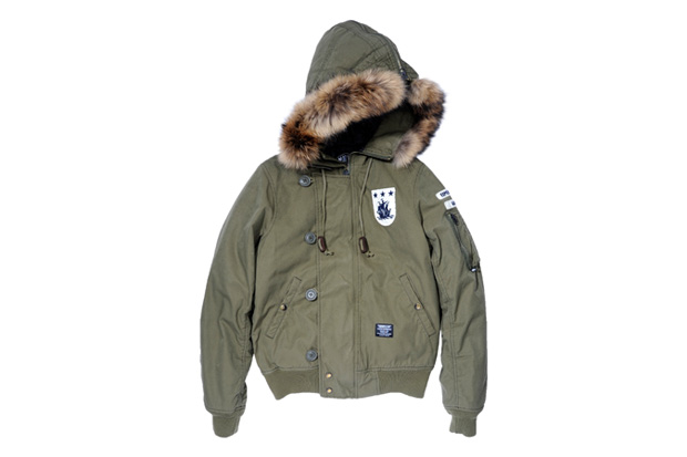 NEIGHBORHOOD x izzue NHIZ 2011 Fall/Winter Collection