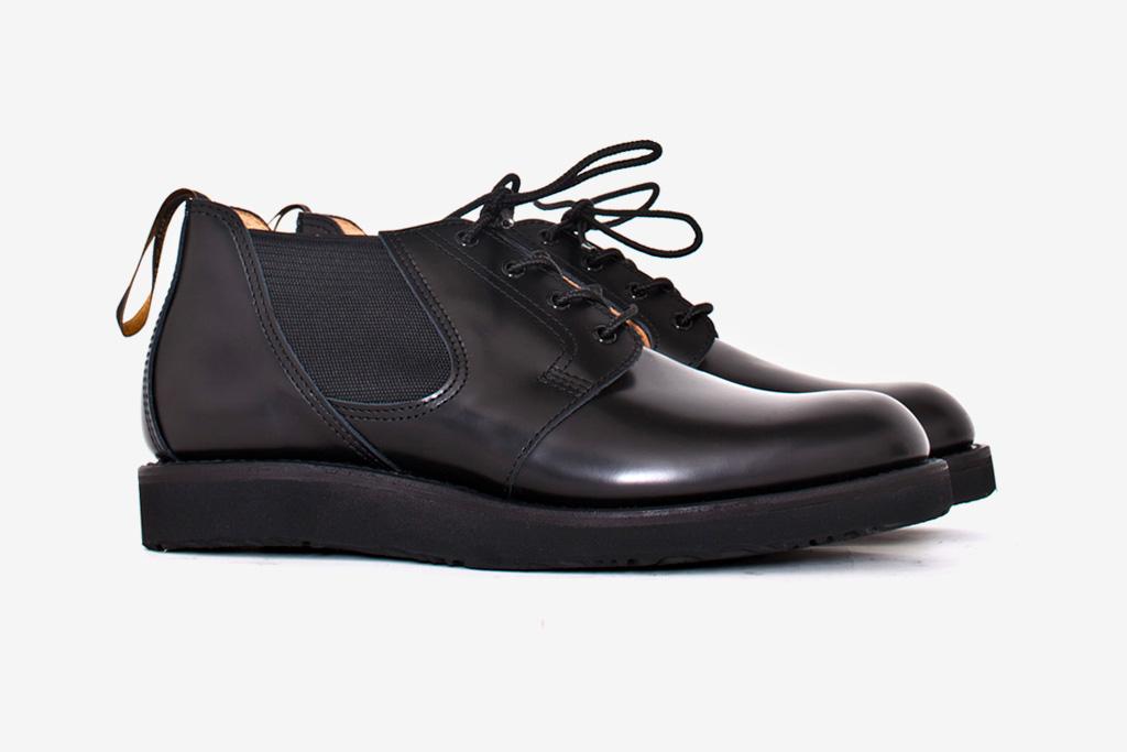 NEIGHBORHOOD Officer's Shoes