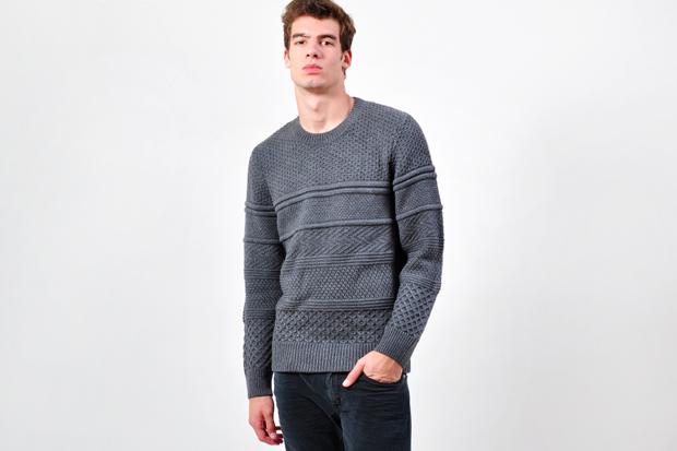 Neil Barrett Heavy Knit Sweater