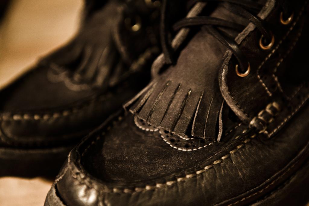 Neil's Boots 2011 Fall/Winter Chukka Moccasin