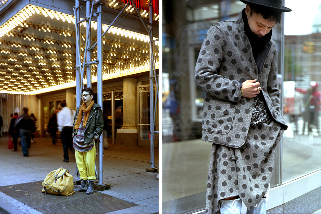 Nepenthes New York 2011 Fall/Winter Lookbook
