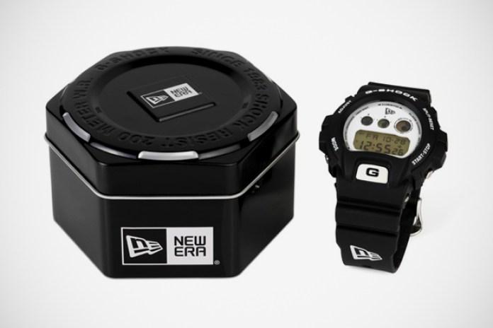 New Era x Casio G-Shock DW6900