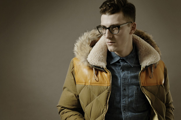 Nigel Cabourn 2011 Fall/Winter New Releases