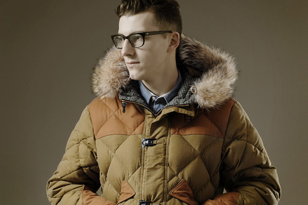 nigel cabourn 2011 fallwinter new releases