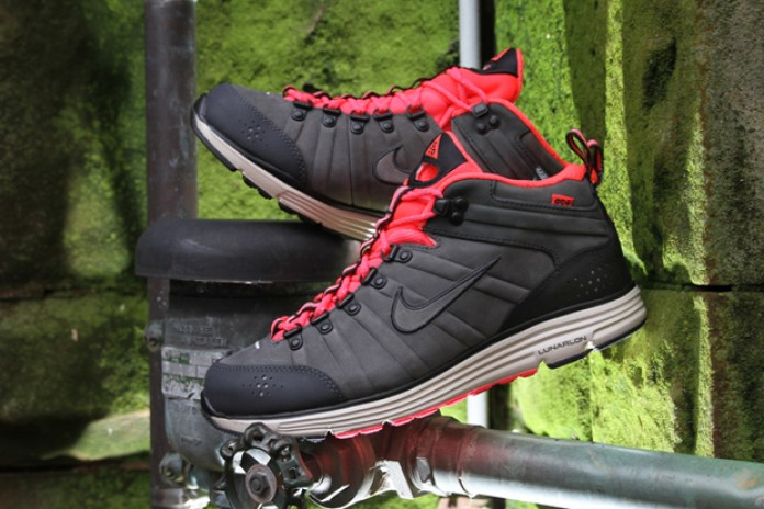 Nike ACG Lunar Macleay Solar Red