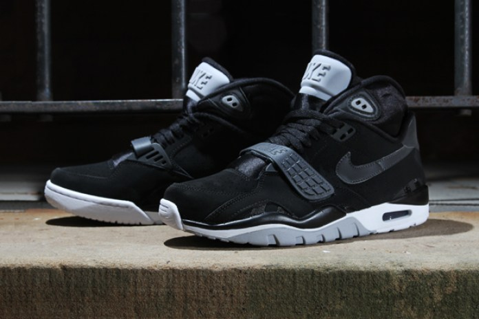 Nike Air Trainer SC II Anthracite Black