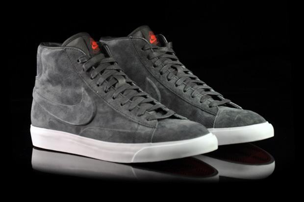 Nike Blazer Mid VT Grey/White