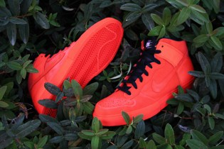 Nike Dunk Hi AC VT Max Orange