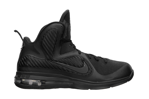 "Nike LeBron 9 ""Triple Black"""