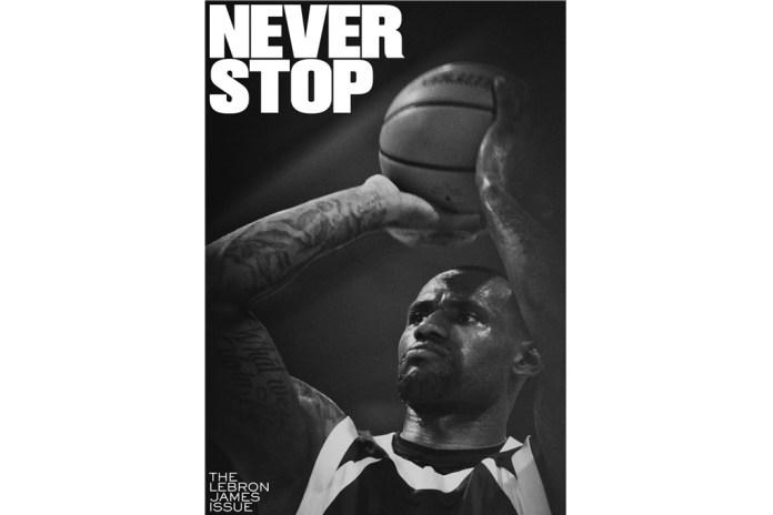 Nike Newspaper: The LeBron James Issue