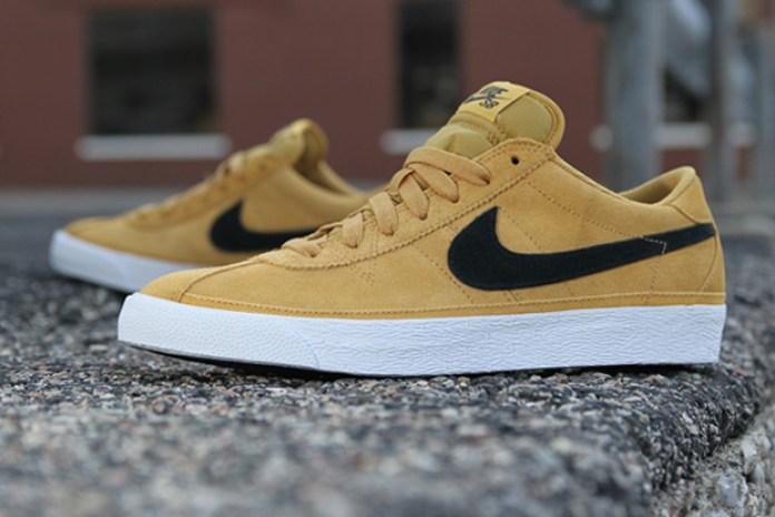 "Nike SB Zoom Bruin ""Golden Straw"""