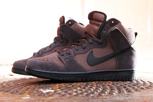 "Nike SB Dunk High ""Dark Oak"""