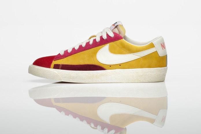 Nike Sportswear 2011 Holiday Blazer Vintage Low