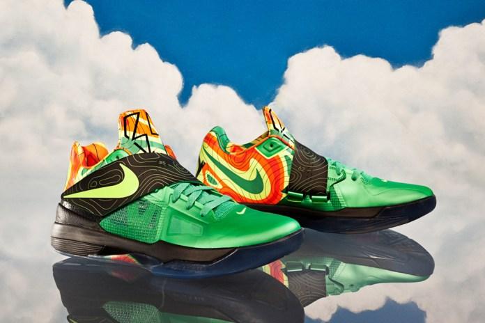 "Nike Zoom KD IV ""Weatherman"""