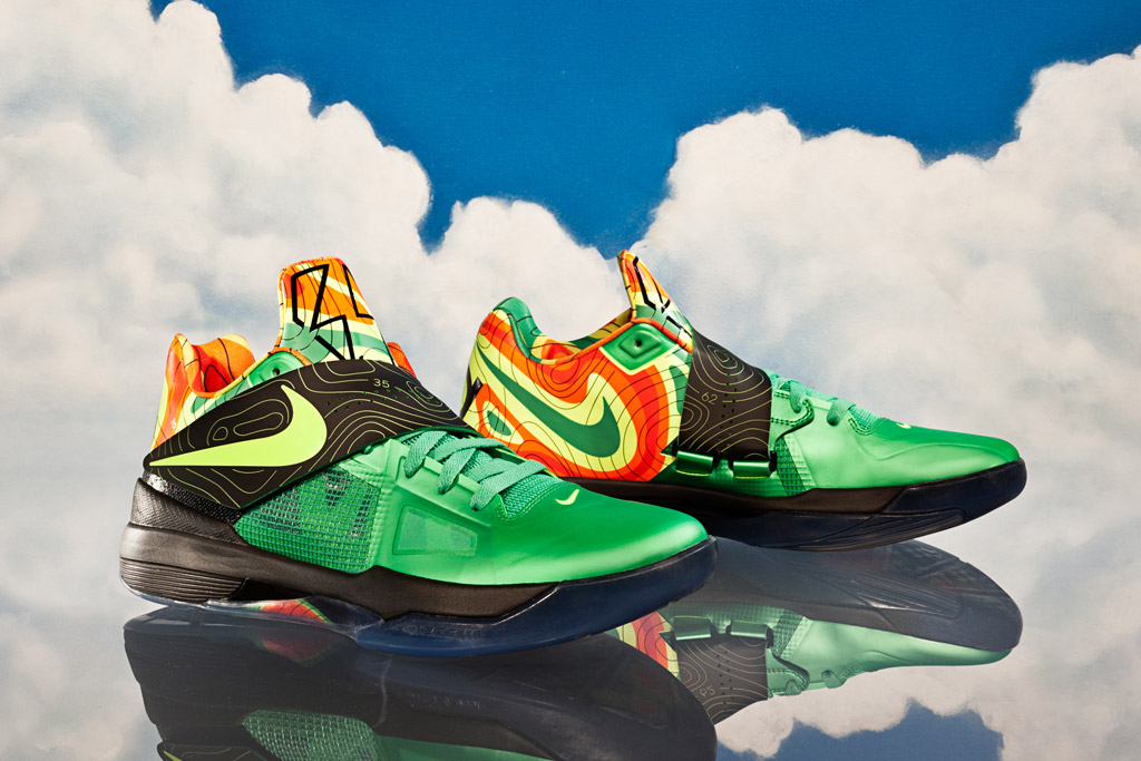 "Nike Zoom KD IV ""Weatherman"""