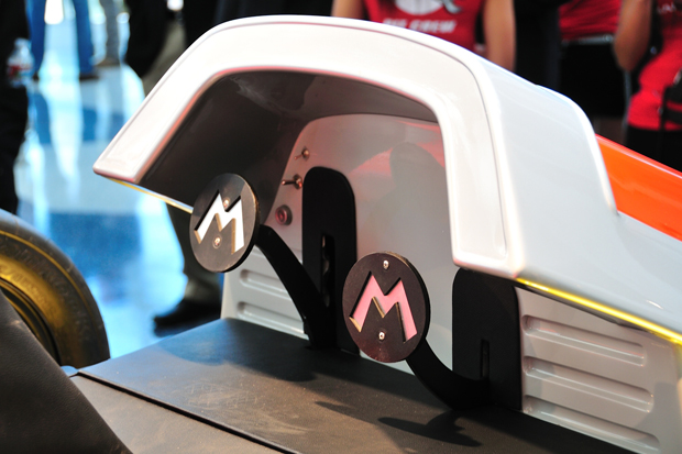 Nintendo x West Coast Customs Life-Size Mario Karts @ LA Auto Show