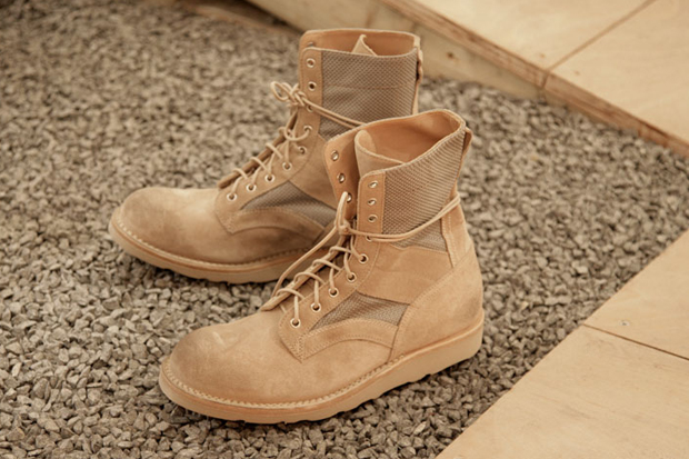 nonnative Cowhide Leather Wanderer Boots