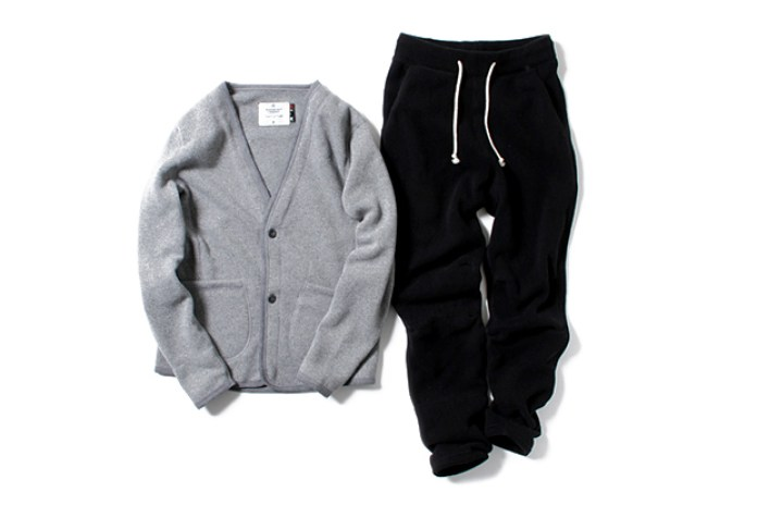 nonnative x Reigning Champ Polartec Fleece Set