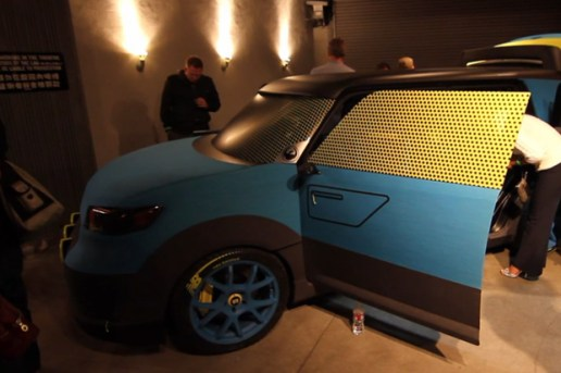 Numeric: 686 and Scion Snowboarding Concept Car Interview
