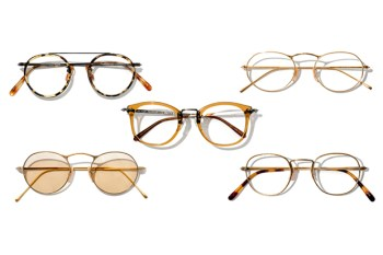 Oliver Peoples 2011 Fall/Winter New Releases