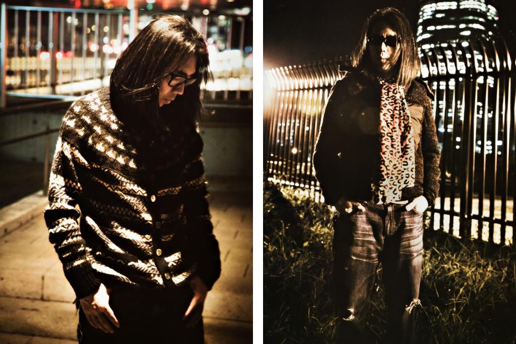 OUTSTANDING Magazine: Hiroshi Fujiwara's Winter Wardrobe