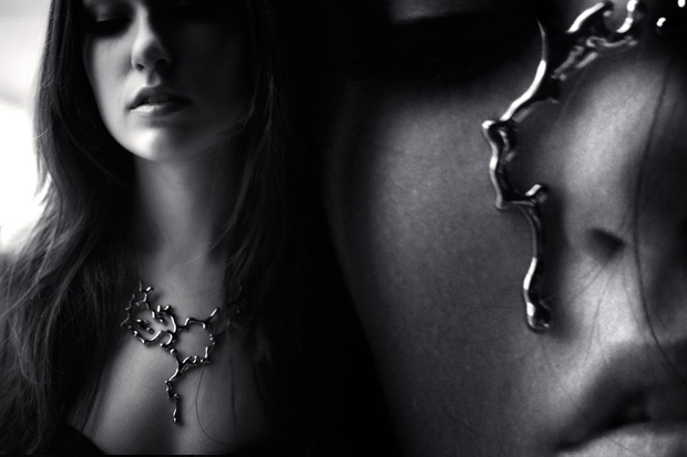 OVMLOVE 2011 Jewelry Collection featuring Sasha Grey