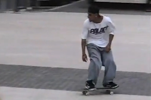 "Palace Skateboards: ""TRES TRILL"" Video"