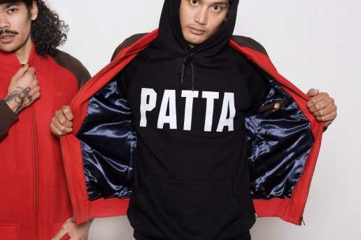 Patta 2011 Fall/Winter Lookbook