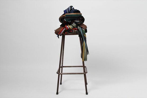 paul smith 2011 fallwinter scarves