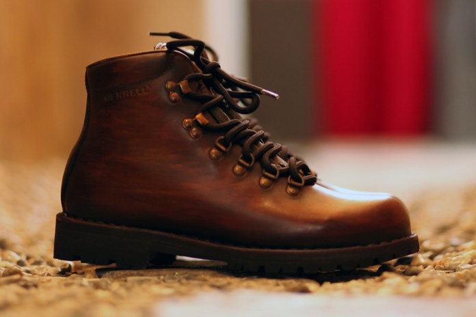 """Pigalle x Merrell """"Special Patine"""" Boot"""