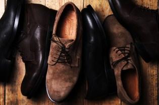 Por Vocação x Buttero Derby Shoes
