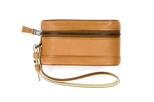 POSTALCO Camera Case Brown