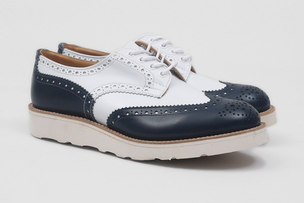 Present x Trickers 2011 Capsule Collection