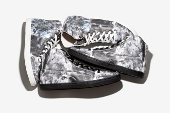 "PUMA by Alexander McQueen ""Ice Print"" Sneakers"