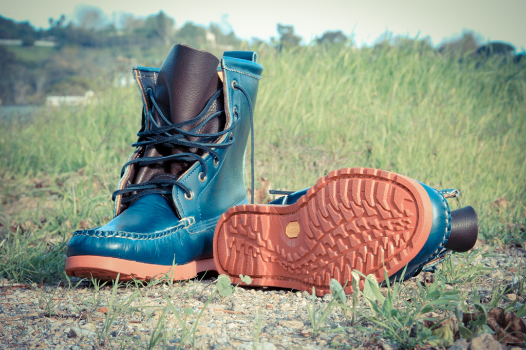Quoddy for CANVAS Grizzly Boot
