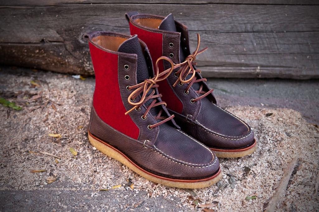 Ralph Lauren 2011 Fall/Winter Venedict Boot