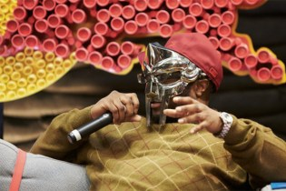 Red Bull Music Academy: DOOM - Madrid 2011