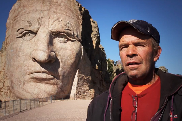 "Red Wing Shoes presents ""Crazy Horse Monument: Five Against the Mountain"" Short Film"