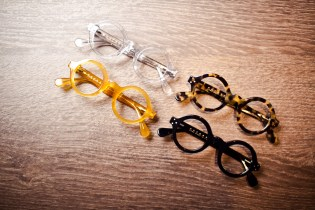 Referee x Ocular Plus Rounded Frame Collection