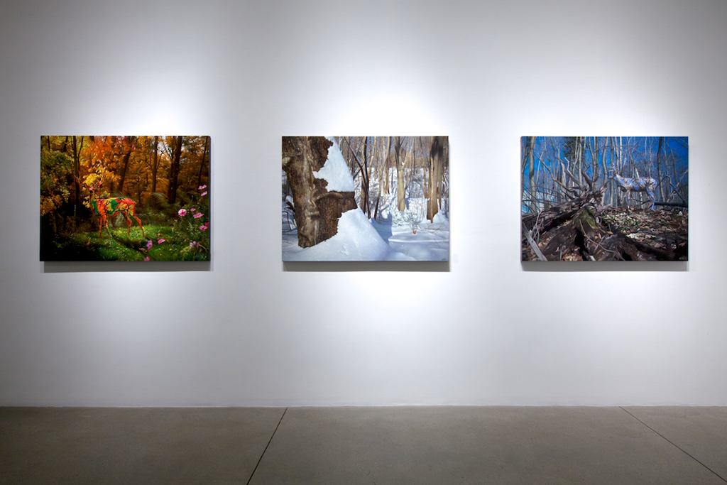 """Ron English """"Seasons In Supurbia"""" Exhibition @ Corey Helford Gallery Recap"""
