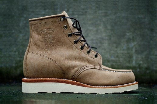 Ronnie Fieg for Chippewa 2011 Fall/Winter Boots