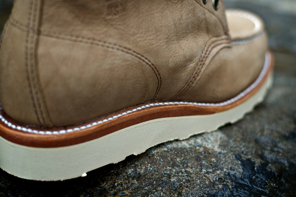 ronnie fieg for chippewa 2011 fallwinter boots