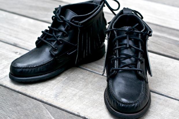 Ronnie Fieg for Sebago 2011 Fall/Winter Iroquois Boots