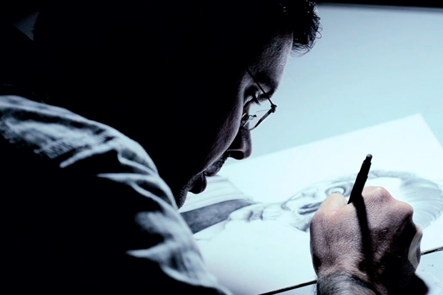 ROOK: Artist Profile - Joe King