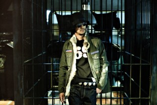 "RUDO: NEIGHBORHOOD ""GIMME SHELTER"" & Shibuya Store Editorial"