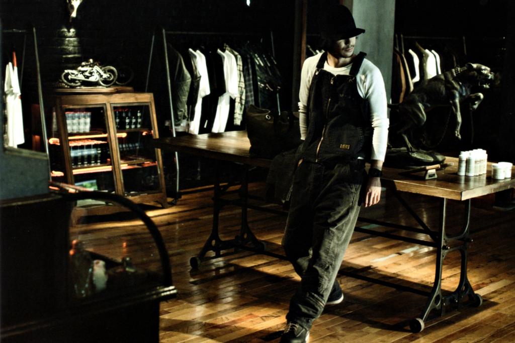 "RUDO: NEIGHBORHOOD ""GIMME SHELTER"" & Shibuya Store Editorial"