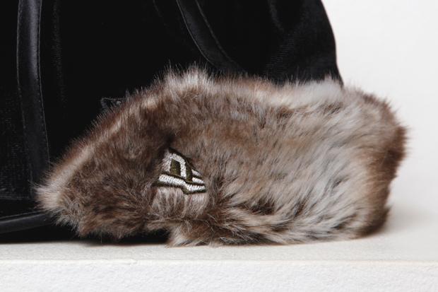 SASQUATCHfabrix. x New Era Rabbit Fur Ninja Fitted Cap