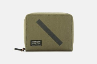 Saturdays NYC x Porter Wallets